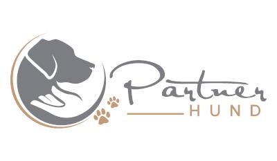 Herzlich Willkommen in meiner Hundesschule PartnerHund Logo